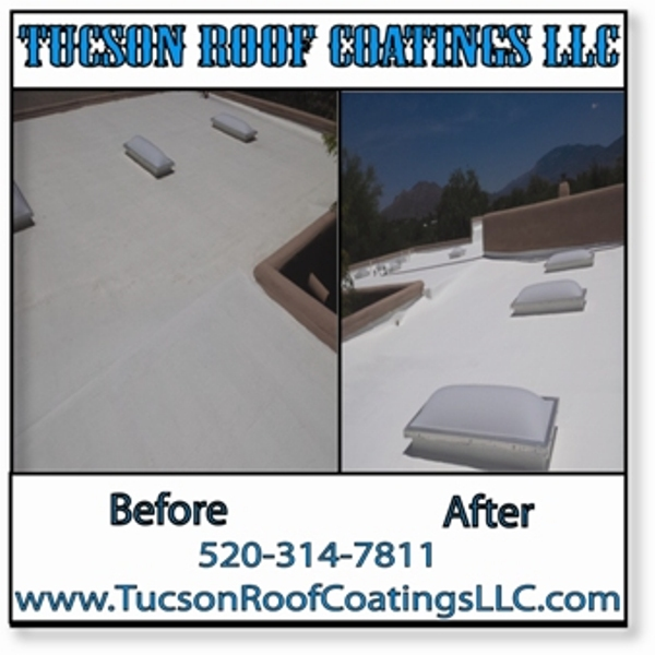 Tucson Flat Roof Coating